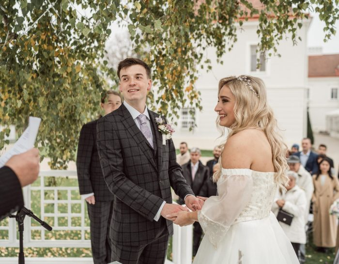 Karolína & Thomas | svadba Art Hotel Kaštieľ Tomášov